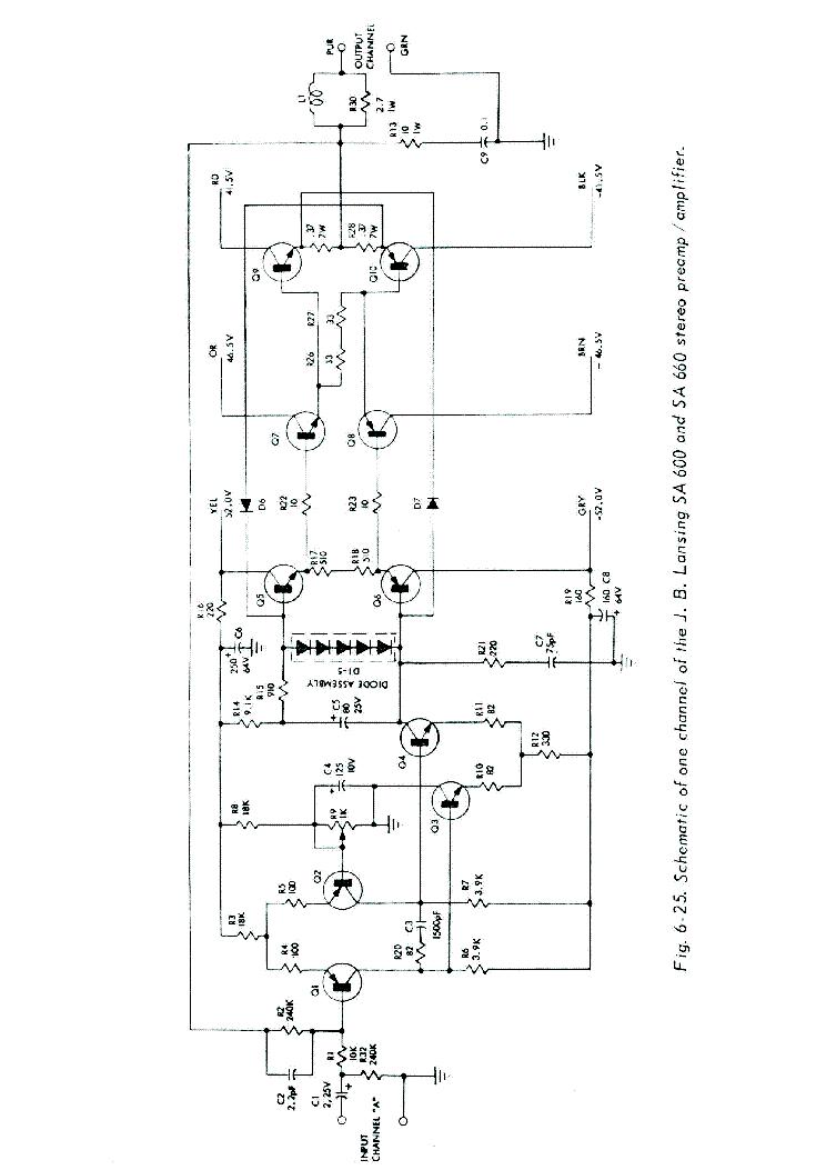 jbl eon 615 service manual