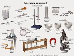 Chemistry lab equipment list high school pdf