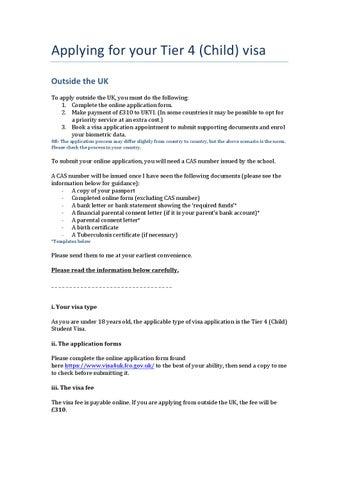 medium of instruction certificate from school for australian visa