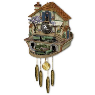 Flying scotsman cuckoo clock instructions