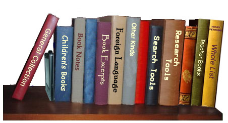 Different types of dictionary book