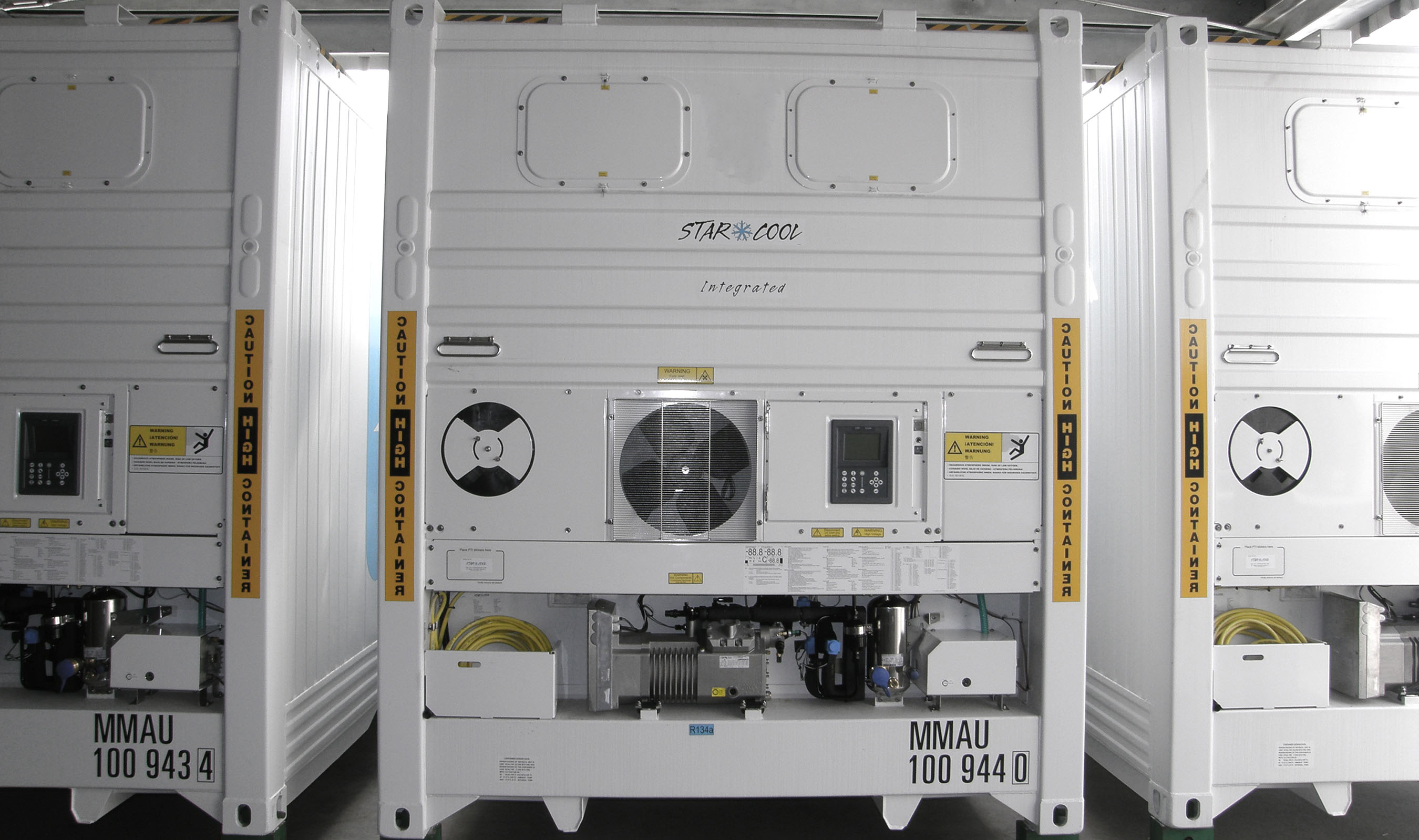 star cool reefer container manual