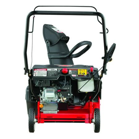 yard machine 208cc snow blower manual