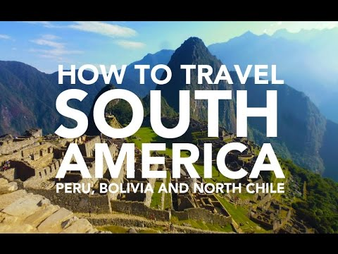 South america travel guide pdf