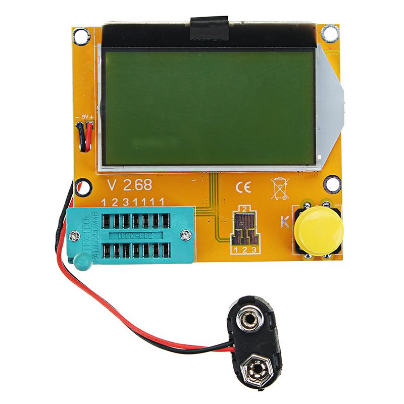 lcr-t4 mega328 transistor tester manual