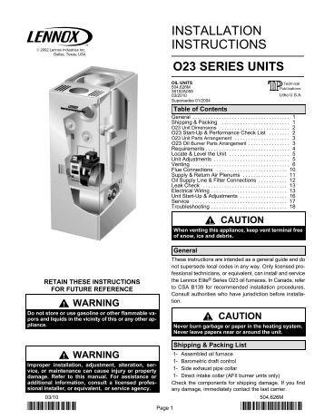 venmar avs solo 1.5 user manual