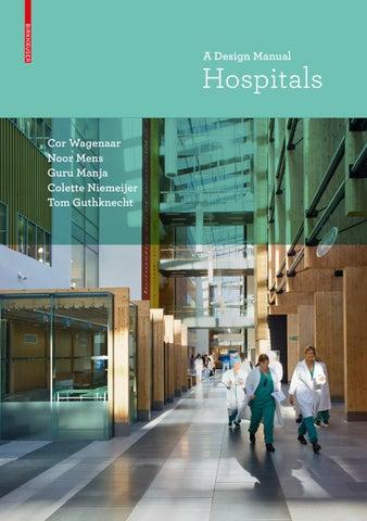 Hospital architecture design book pdf