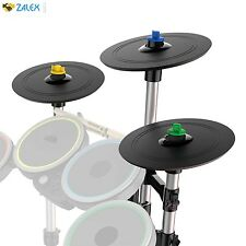 wii rock band drum set instructions