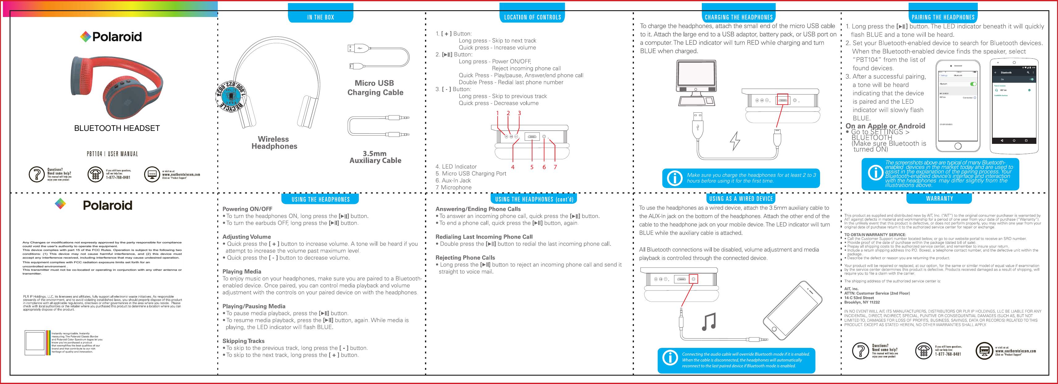 Bluetooth headset s530 manual pdf