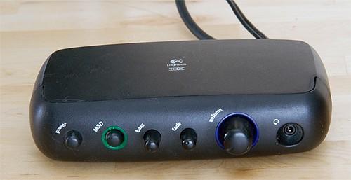 logitech z560 4.1 computer speakers manual
