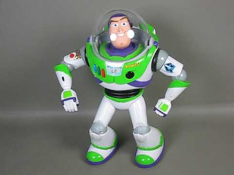 remote control buzz lightyear instructions