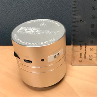 Power pod 360 vibration speaker manual