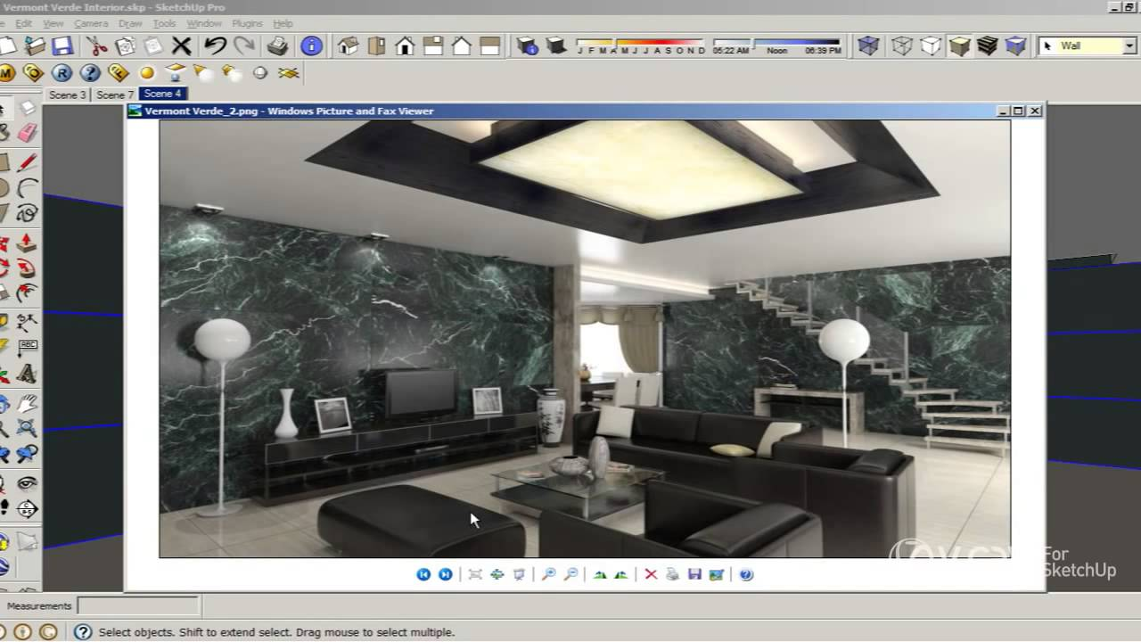 Vray interior lighting tutorial pdf