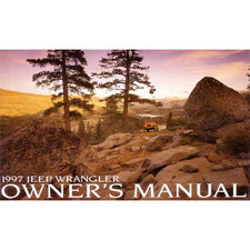 99 jeep wrangler tj owners manual