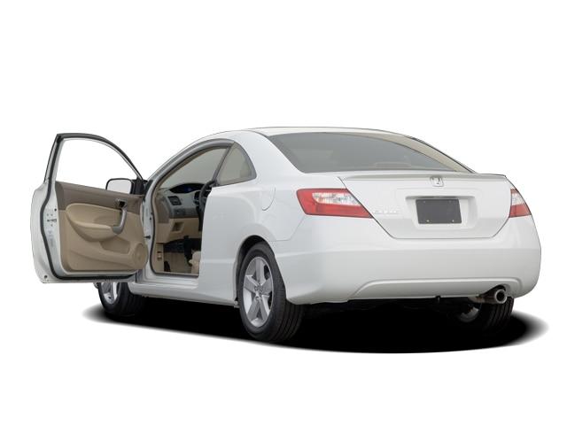 2006 honda civic ex coupe manual