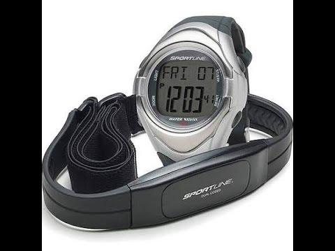 sportline duo 4960 watch manual