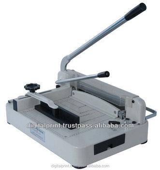 manual paper cutting machine price