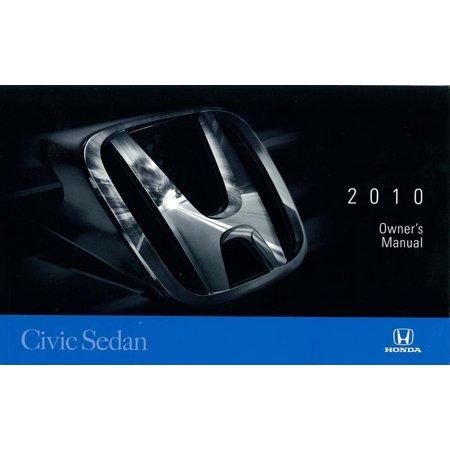 2010 honda civic si owners manual