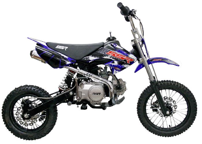 ssr 125cc pit bike manual