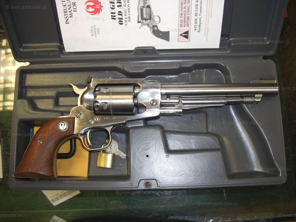 ruger old army loading instructions