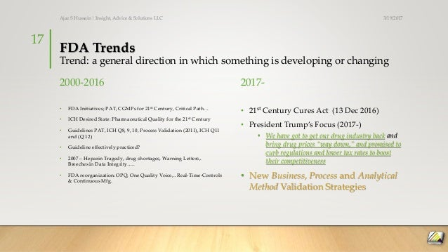 Fda process validation guidelines 2011