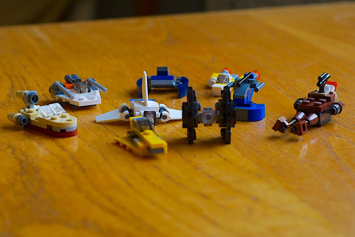 lego star wars advent calendar 2014 assembly instructions