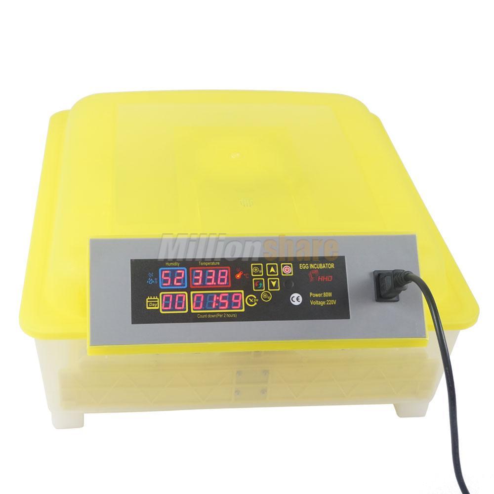 automatic 48 egg incubator manual