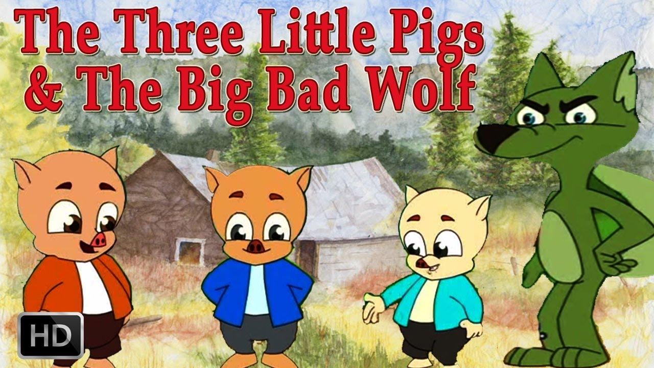 The big bad wolf story pdf
