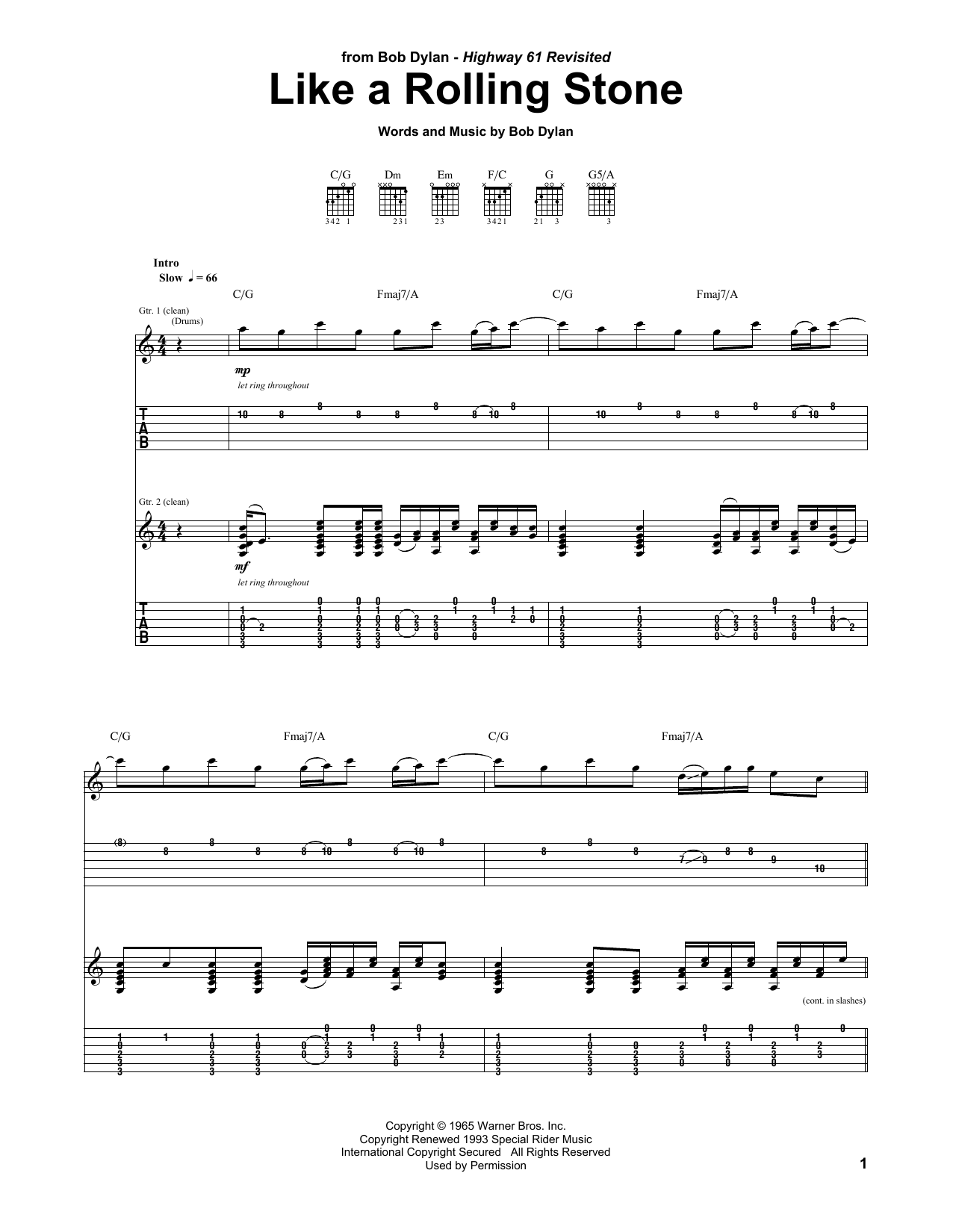Like a stone tab pdf