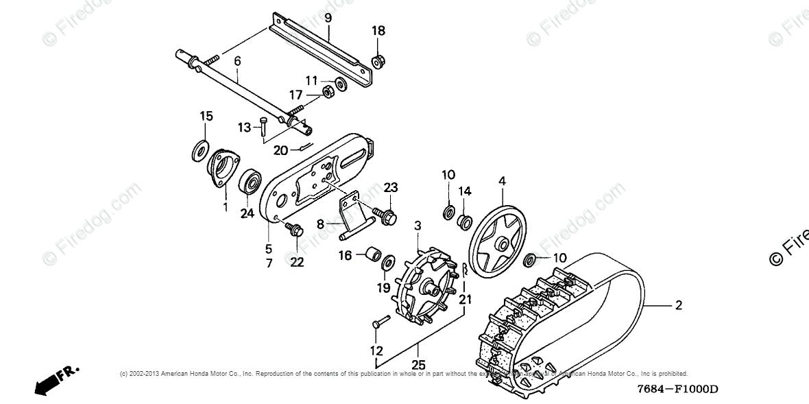 Honda 928 snowblower repair manual