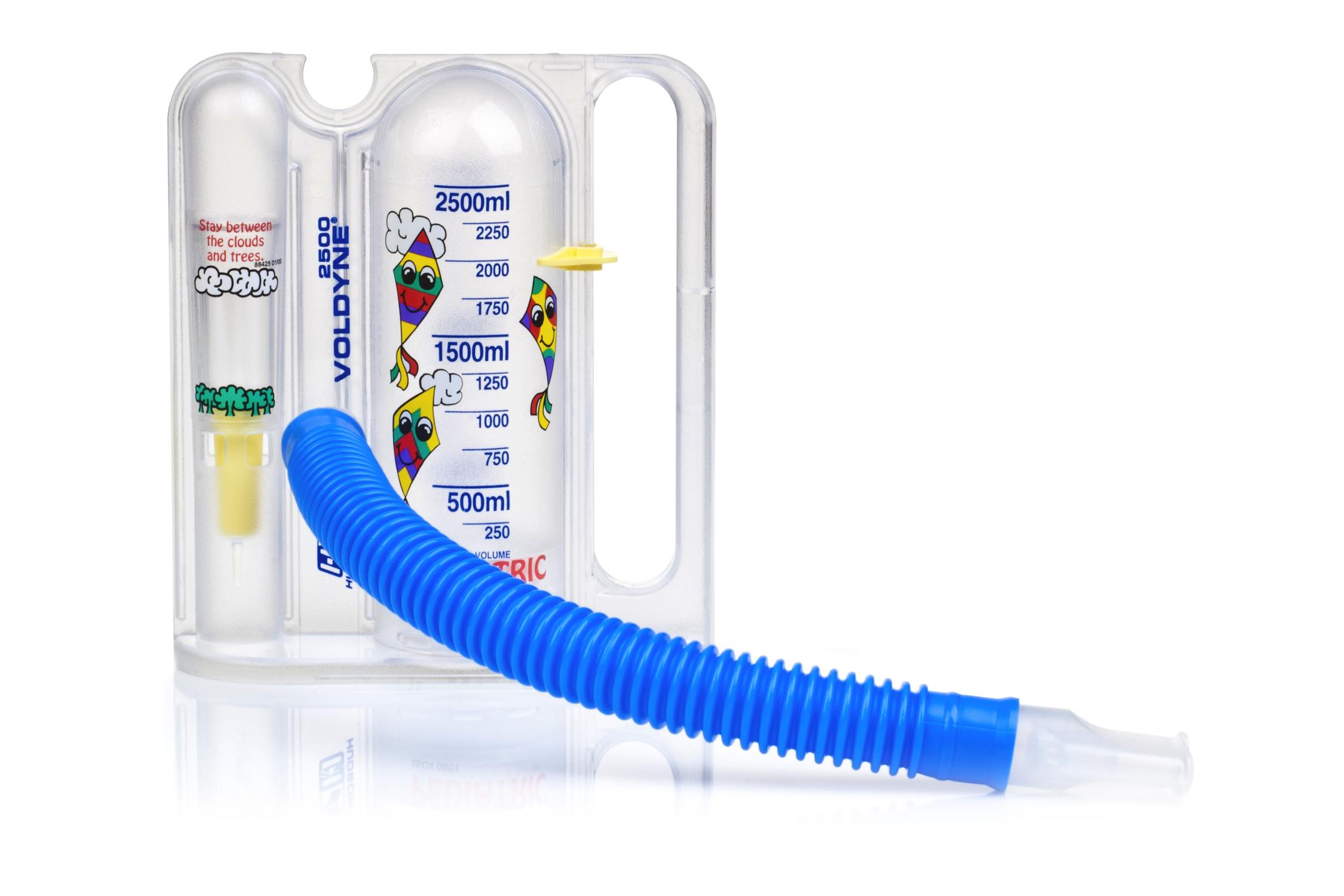 hudson incentive spirometer instructions