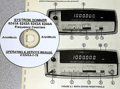 systron donner tr series power supplies instruction manual