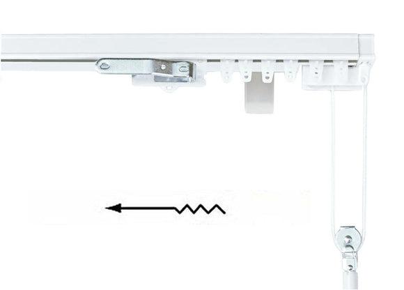 kirsch curtain rods instructions
