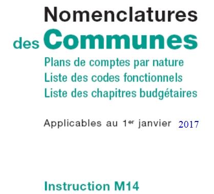 instruction m14 pour les communes