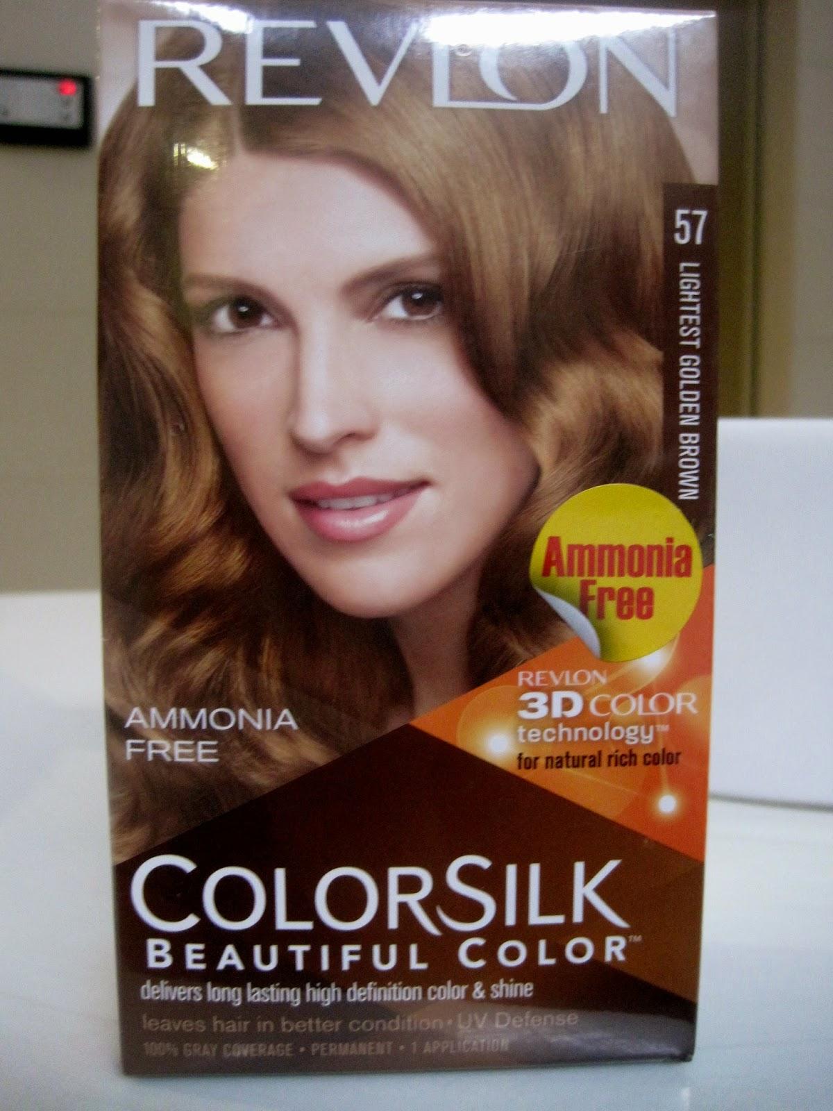 Revlon black hair dye instructions