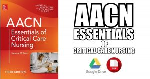 Critical care nursing pdf free