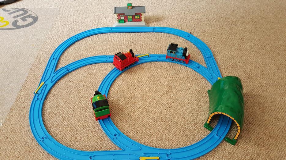 go go train set instructions