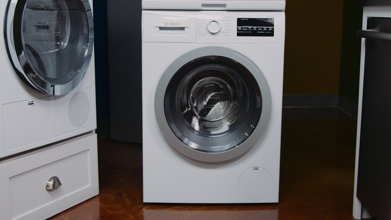 bosch 500 series dryer manual