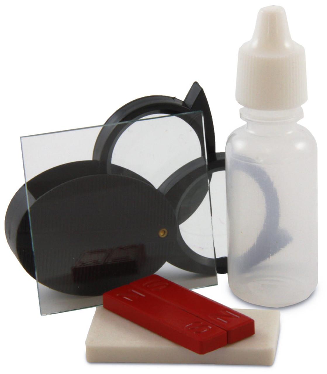 miura hardness test kit instructions