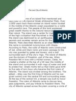 Atlantis the lost empire pdf