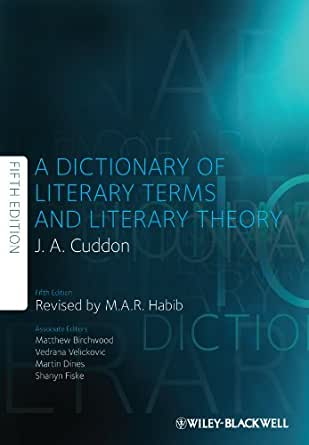 Dictionary of literary terms by martin gray pdf