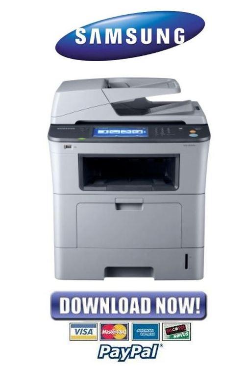 samsung scx 4623f manual download