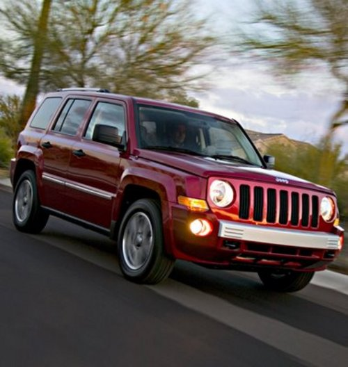 2007 jeep patriot repair manual