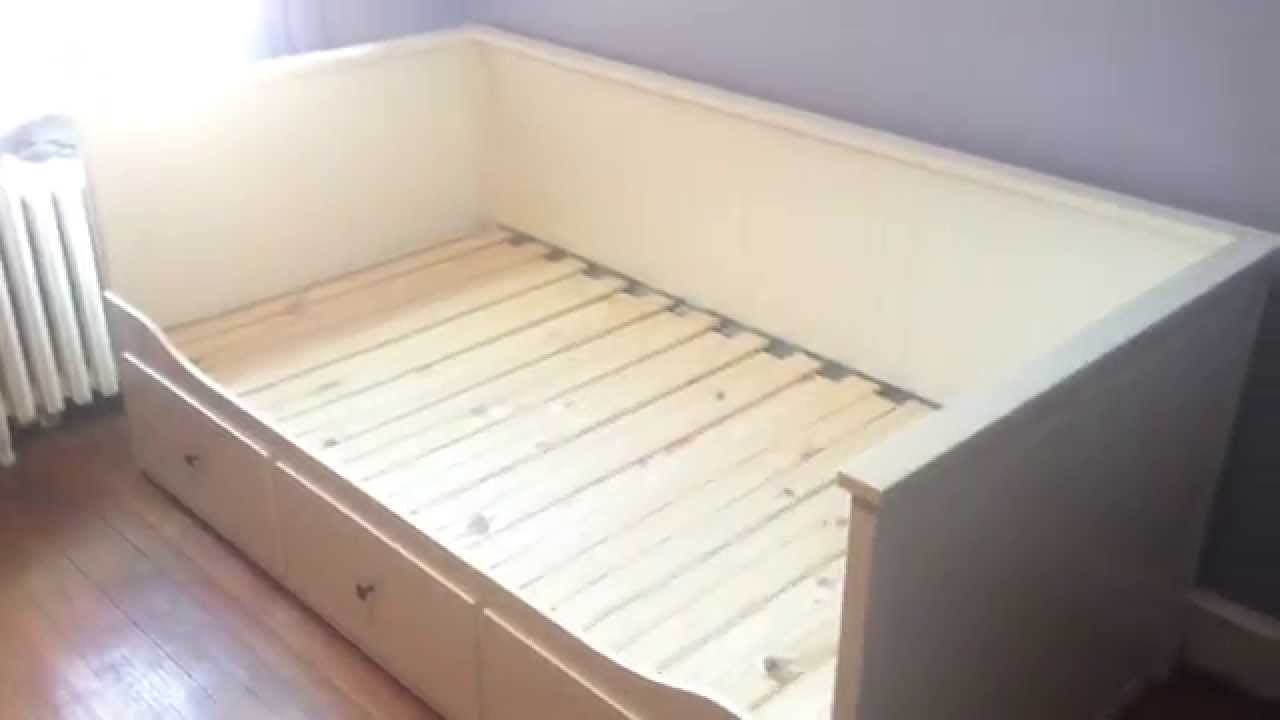 Ikea brimnes daybed assembly instructions