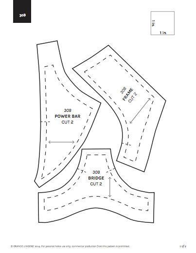 Free pdf xxxl bra patterns