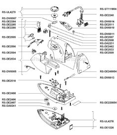 rowenta steamer assembly instructions
