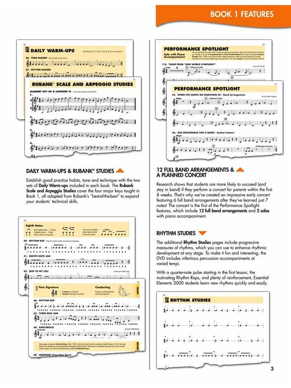 Essential elements percussion book 1 pdf