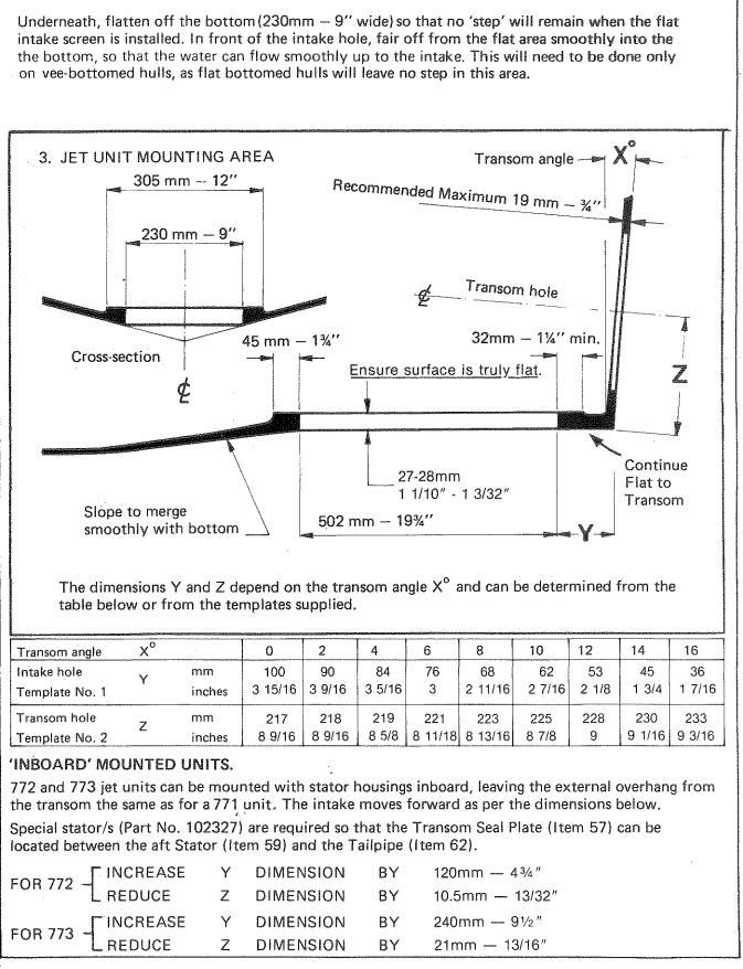 hamilton 770 jet pump manual