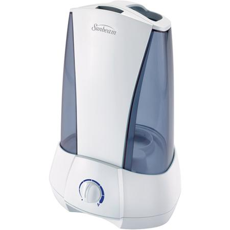 Sunbeam ultrasonic visible mist humidifier manual