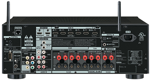 pioneer vsx-lx301 7.2 channel av receiver manual